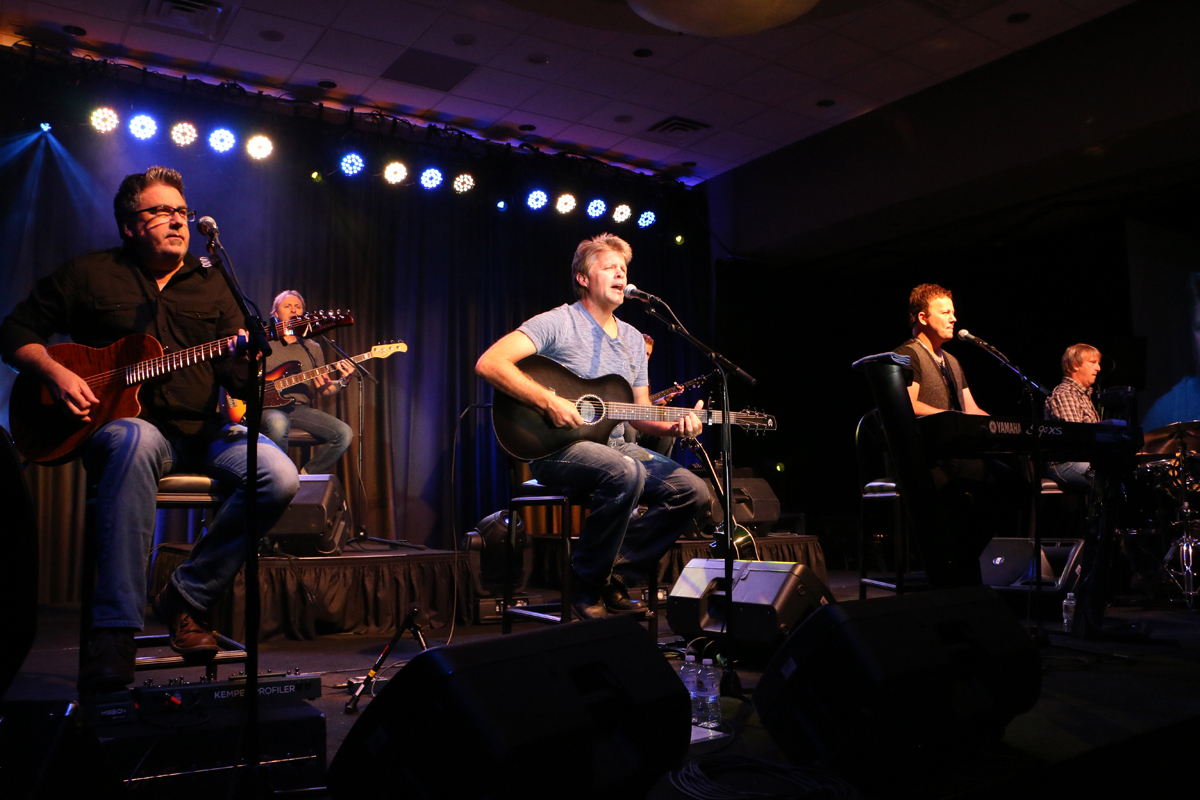 Multi-platinum country quartet Lonestar headlined the Annual Rosecrance Foundation Benefit, which was held Monday, April 27, 2015, at Giovanni's.